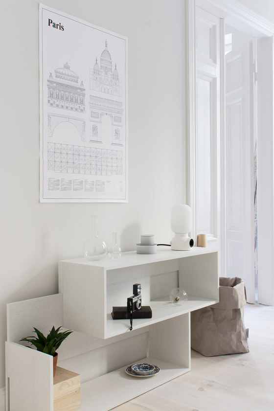 Collaboration with New Tendency de Coco Lapine Design | Espacios habitables