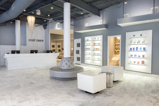 José Eber Salon by GAMMA & BROSS   Manufacturer references