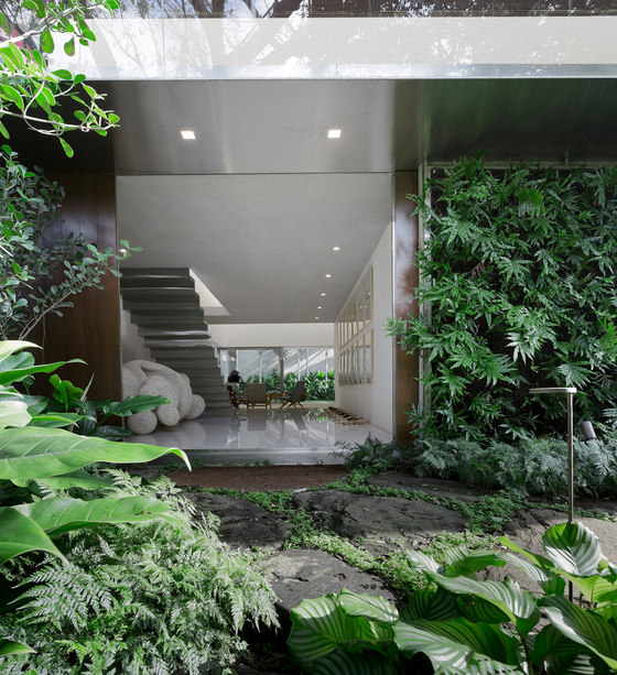CASA CUBO by Isay Weinfeld | Detached houses