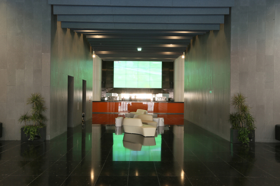 King Abdullah Sports City by Tacchini Italia | Manufacturer references