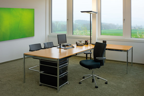 August Mink KG by Chairholder | Office facilities