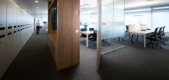 Porsche Consulting by Chairholder | Office facilities