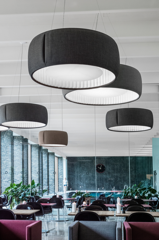 Charlottehaven Hotel by LUCEPLAN | Manufacturer references