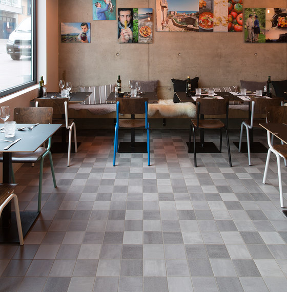 Restaurant Peppe's by Mosa   Manufacturer references