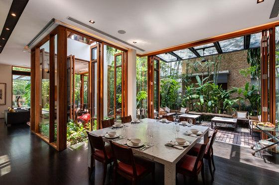 tan\u0027s garden villa by aamer architects detached housestan\u0027s garden villa