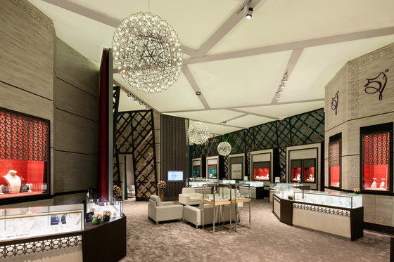 Darwish Holding Modern Home Qatar De Dobas Ag Stands De Feria
