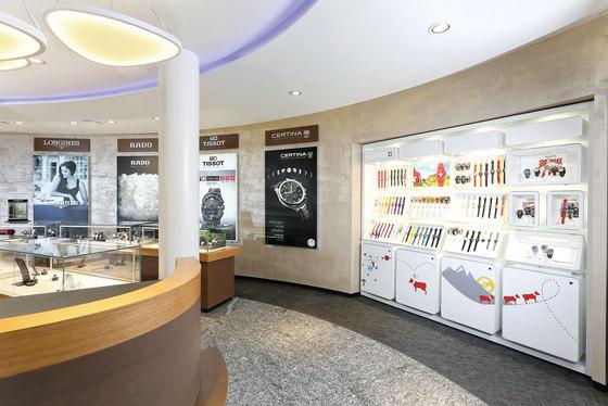 Letta AG - Uhren und Schmuck by DOBAS AG | Shop interiors