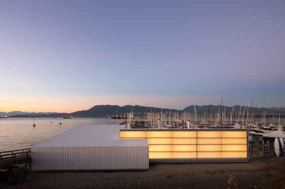 The Dock Building by MGA | MICHAEL GREEN ARCHITECTURE | Infrastructure buildings