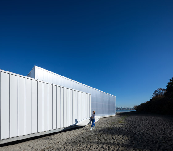 The Dock Building by MGA   MICHAEL GREEN ARCHITECTURE   Infrastructure buildings