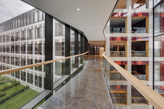 Hauptverwaltung Ernst & Young, Luxemburg de Glas Marte   Referencias de fabricantes