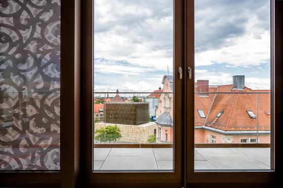 Geschäftshaus am Oberanger, München de Glas Marte | Referencias de fabricantes