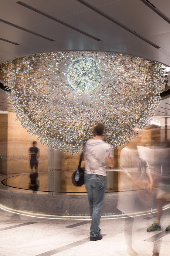 Lucent by Wolfgang Buttress | Installations