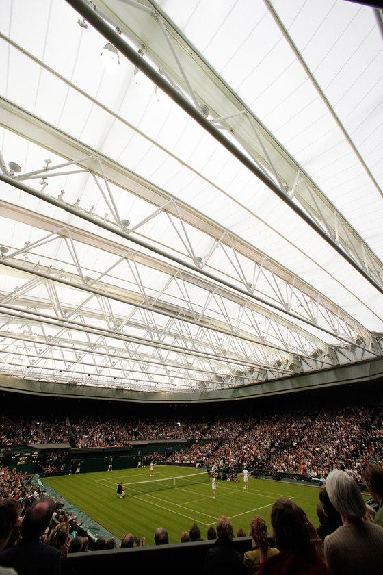 Retractable Roof On Centre Court Wimbledon By Sefar