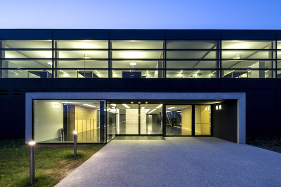 Faber Headquarders by GEZA | Office buildings