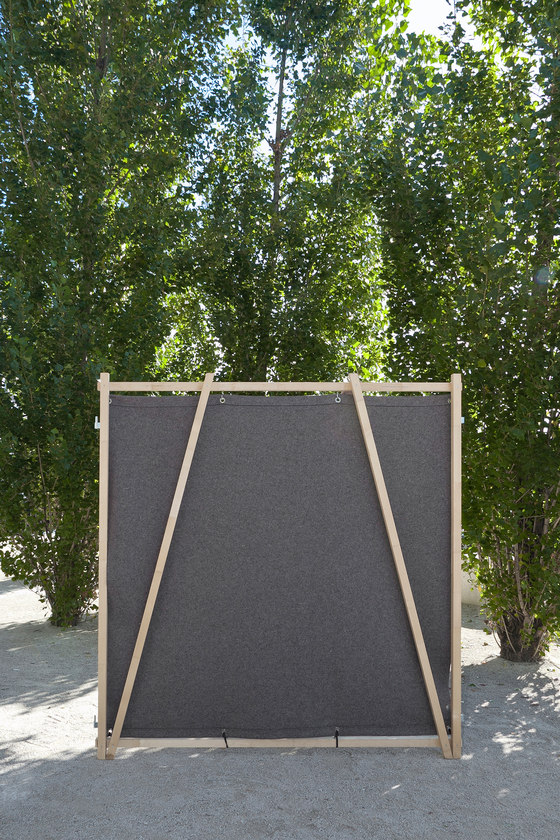 MONTE VERITA by BUREAU A | Temporary structures