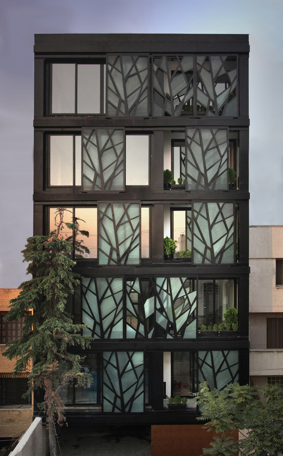 Danial Apartment by TDC Office   Apartment blocks