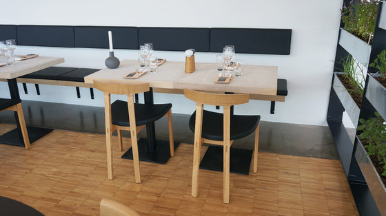 ARoS Food Hall by Bensen | Manufacturer references