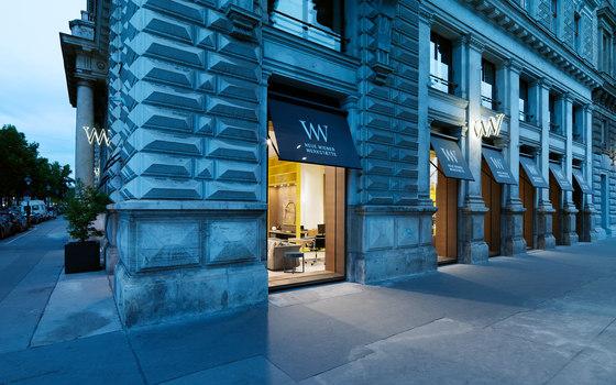 Neue Wiener Werkstätte Flagshipstore Wien di Neue Wiener Werkstätte reference projects | Manufacturer references