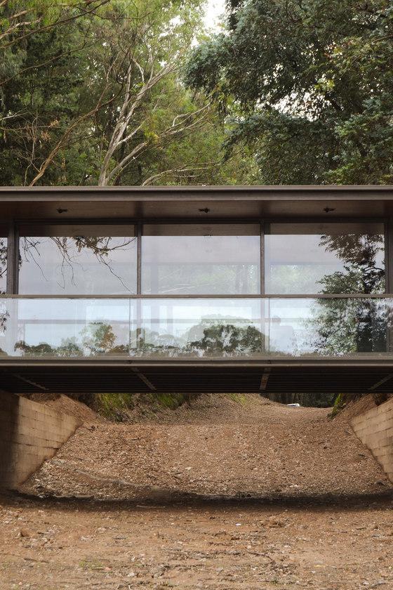Bridge Pavilion by Alarcia Ferrer Arquitectos | Bridges