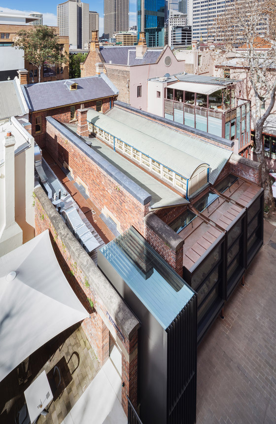 The Former Rocks Police Station by Welsh + Major Architects   Restaurants
