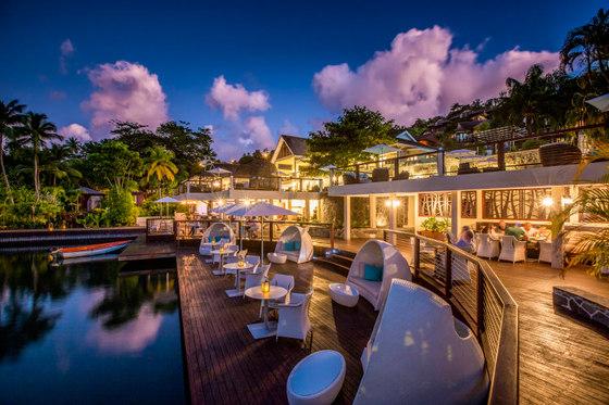 Capella Marigot Bay Hotel And Resort de ROBERTI outdoor pleasure | Referencias de fabricantes