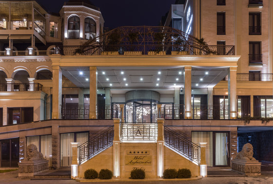 Hotel Ambassadori de ROBERTI outdoor pleasure   Manufacturer references