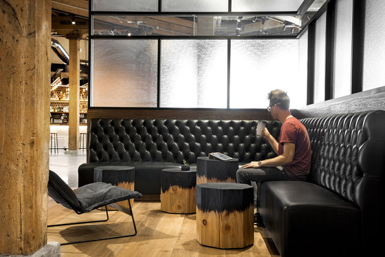 GitHub by FENNIE+MEHL Architects | Office facilities