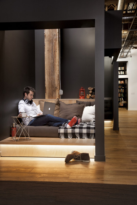 GitHub by FENNIE+MEHL Architects   Office facilities