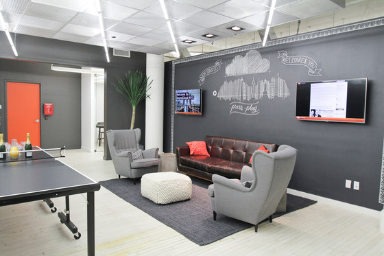 Soundcloud S New York Office By Blitz Office Facilities