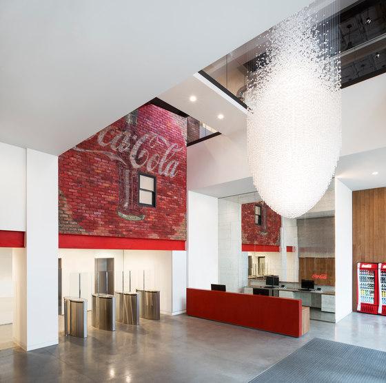 Coca-Cola de MoreySmith | Oficinas