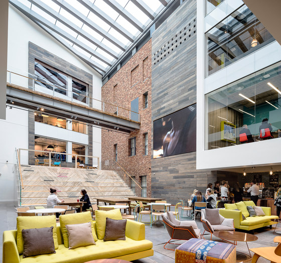 Contemporary Interiors Dublin: Henning Larsen, Kolding And Schmidt