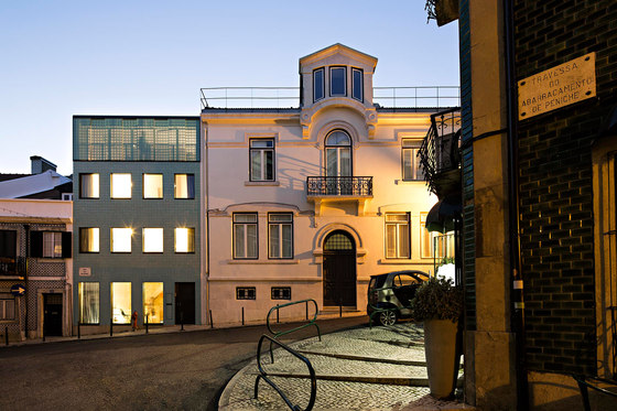 Casa no Príncipe Real by Camarim | Semi-detached houses