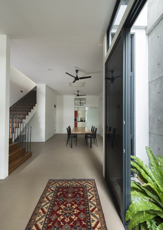 Airwell House by ADX Architects | Semi-detached houses
