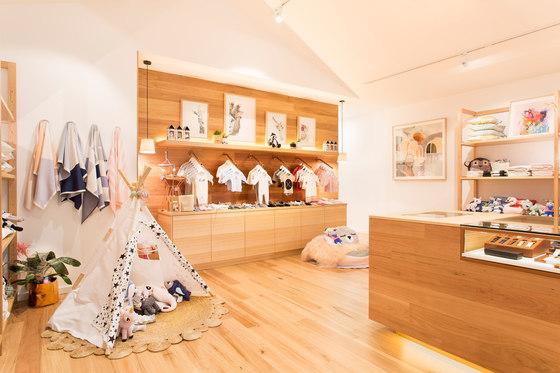 Hart & Co de Biasol   Intérieurs de magasin