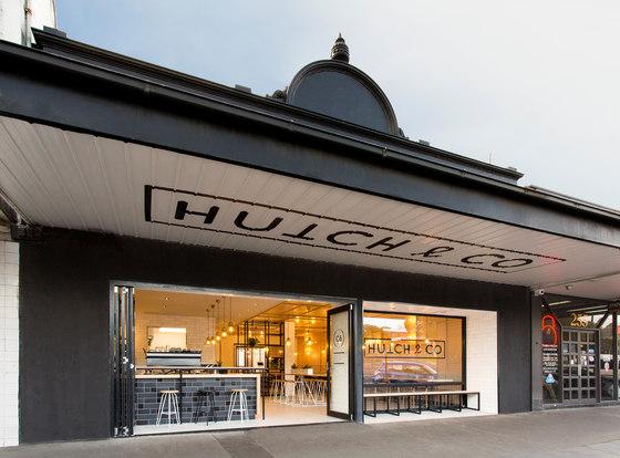 Hutch & Co von Biasol | Restaurant interiors