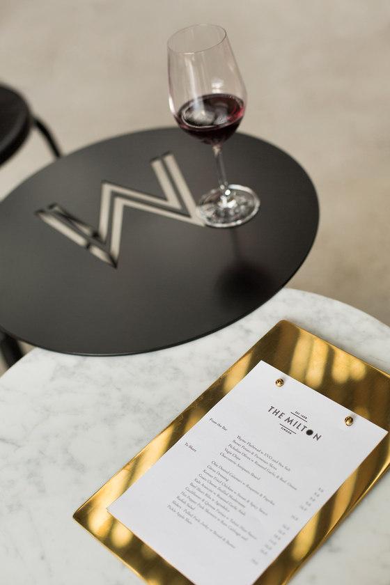 The Milton by Biasol   Café interiors