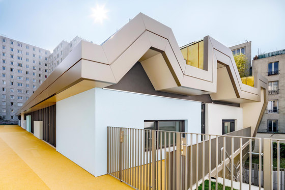 The Paper Nursery by Wild Rabbits Architects | Kindergartens / day nurseries