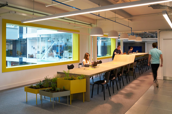 office cafeteria design exterior maxus office by bdg architecture design facilities