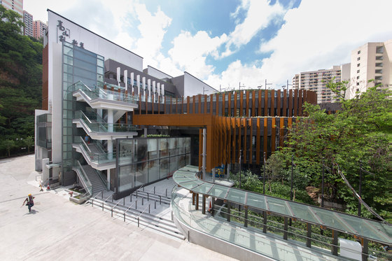 Ko Shan Theatre New Wing by Ronald Lu & Partners | Theatres