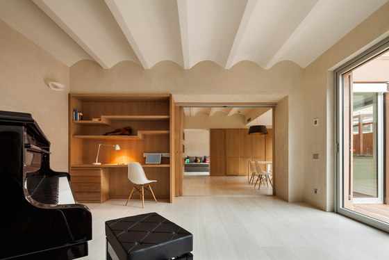 Duplex in Gracia by ZEST architecture | Living space