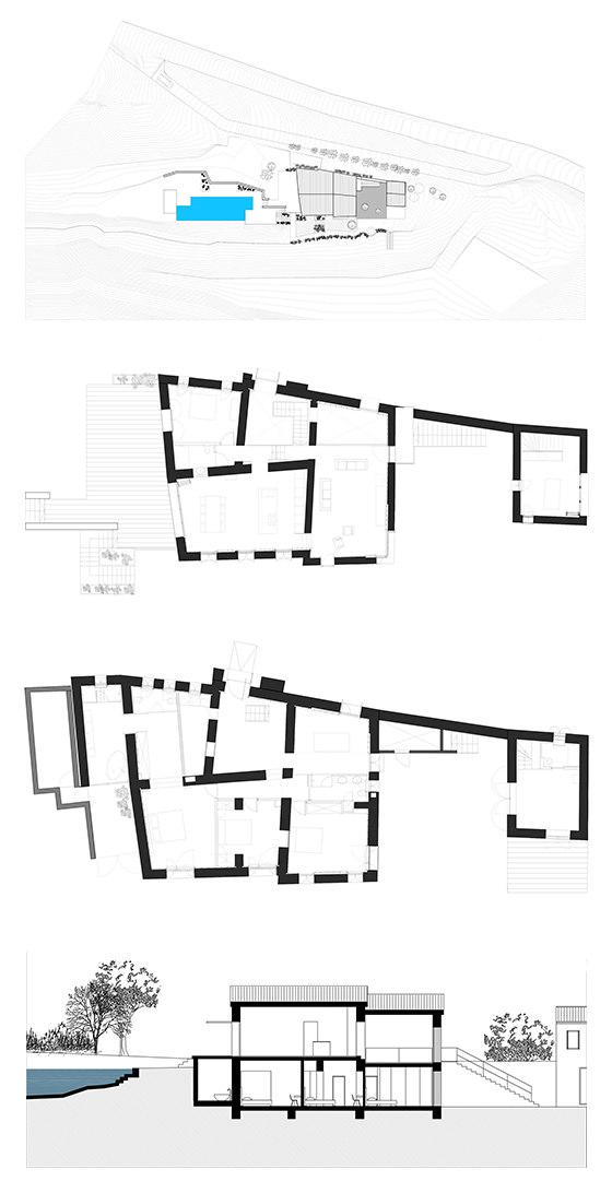 Villa CP de ZEST architecture   Casas Unifamiliares