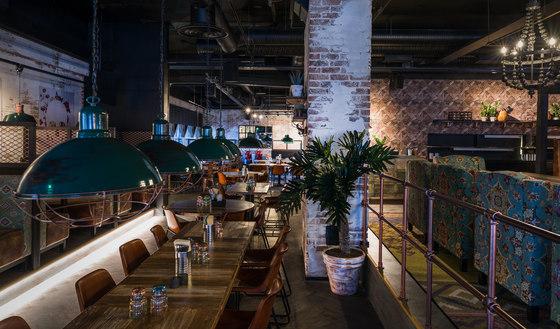 Amarillo Kuopio by Visionary Design Partners Helsinki | Restaurant interiors