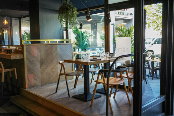 SÄM Asian Bar & Kitchen by Visionary Design Partners Helsinki | Restaurant interiors