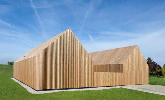 Timber House by Kühnlein Architektur | Detached houses
