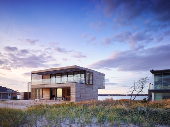House On The Point By Stelle Lomont Rouhani Architects