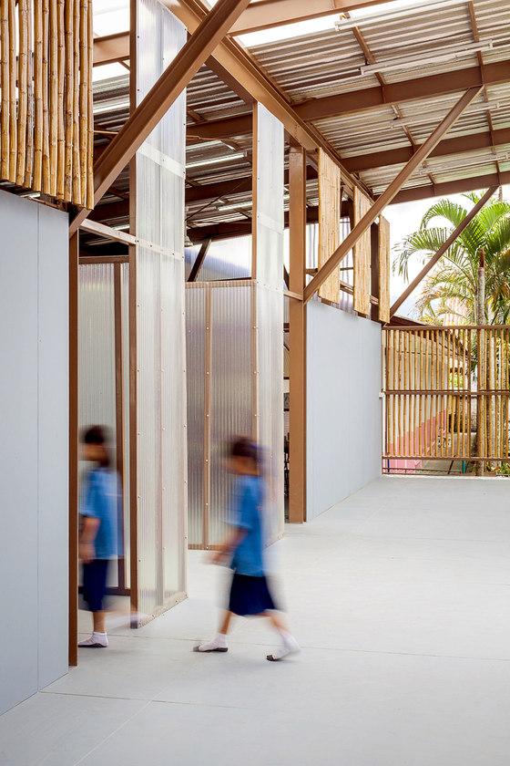 Baan Nong Bua School By JUNSEKINO Architect + Design | Schools