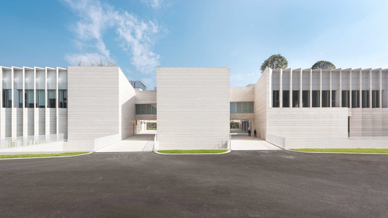 Jiaxing Island by AIM Architecture | Office buildings