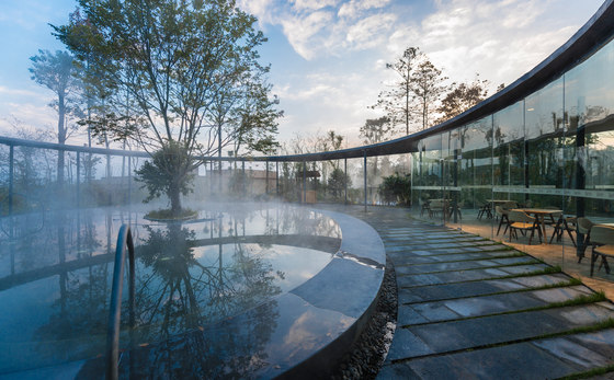 Ruff Well Water Resort By Aim Architecture Therapy