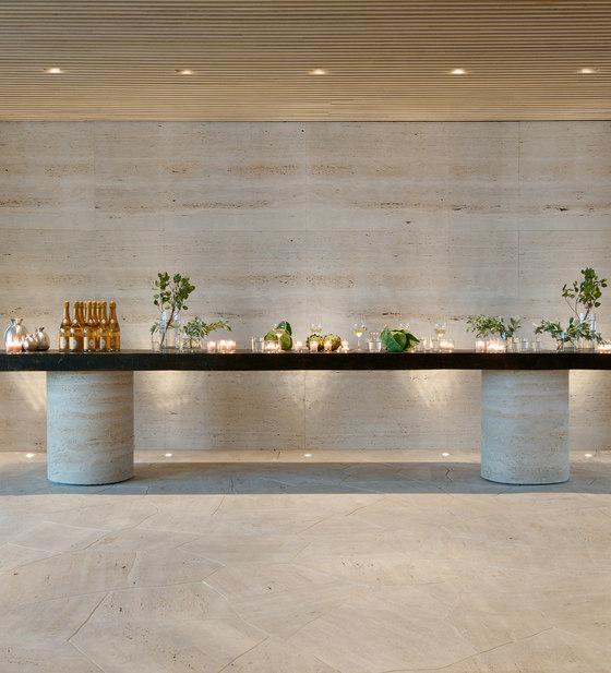 Forte Dei Marmi by Oppenheim Architecture + Design | Restaurant interiors