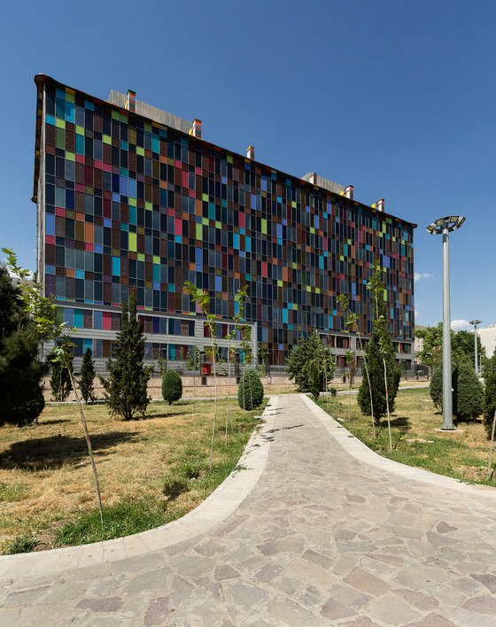 Kaveh Glass Office Building by AA Design Studio | Office buildings